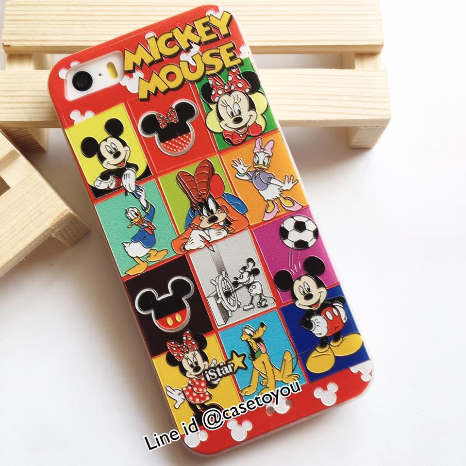 Cartoon Box B iPhone 5/5S/SE