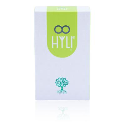 Hyli ไฮลี่ อาหารเสริมอกฟูรูฟิต สูตรเดิม 1 กล่อง 30 เม็ด