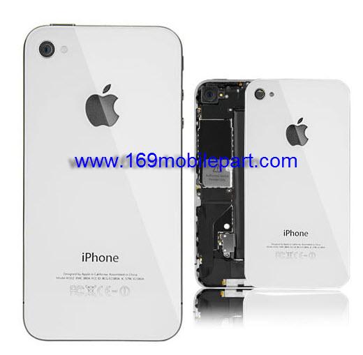 ฝาหลัง iPhone 4S สีขาว งานแท้