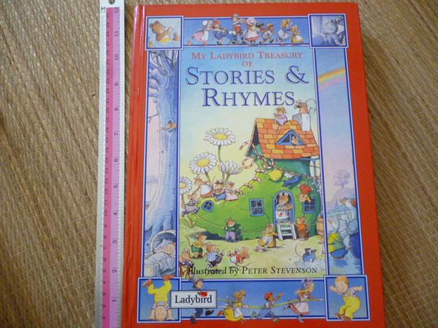 My Ladybird Treasury of Stories & Rhymes