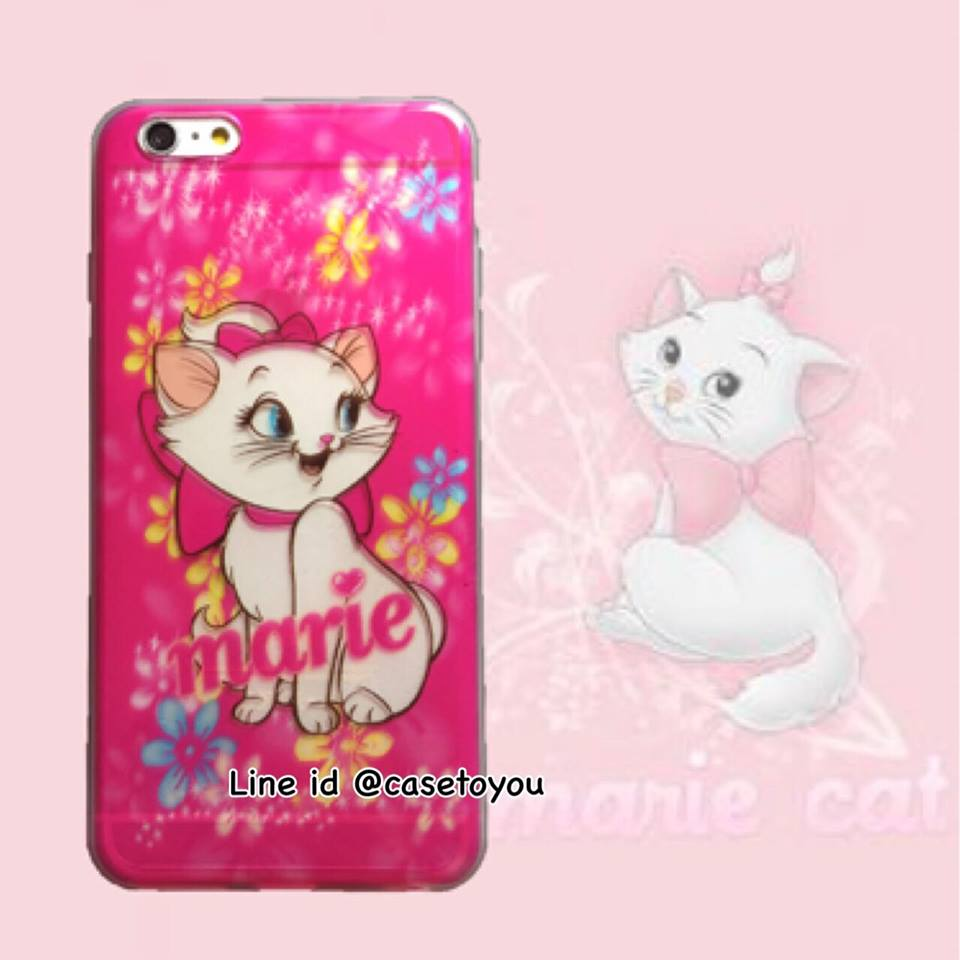 TPU Jelly Marie iPhone 5/5S/SE