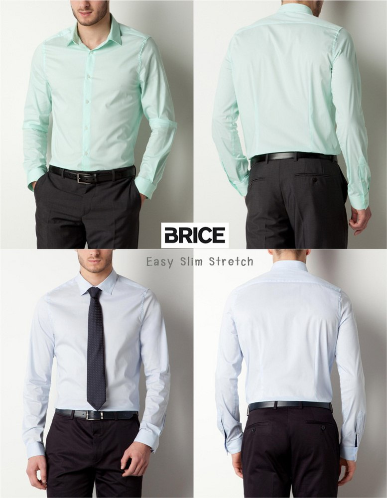 BRICE Easy Slim Stretch