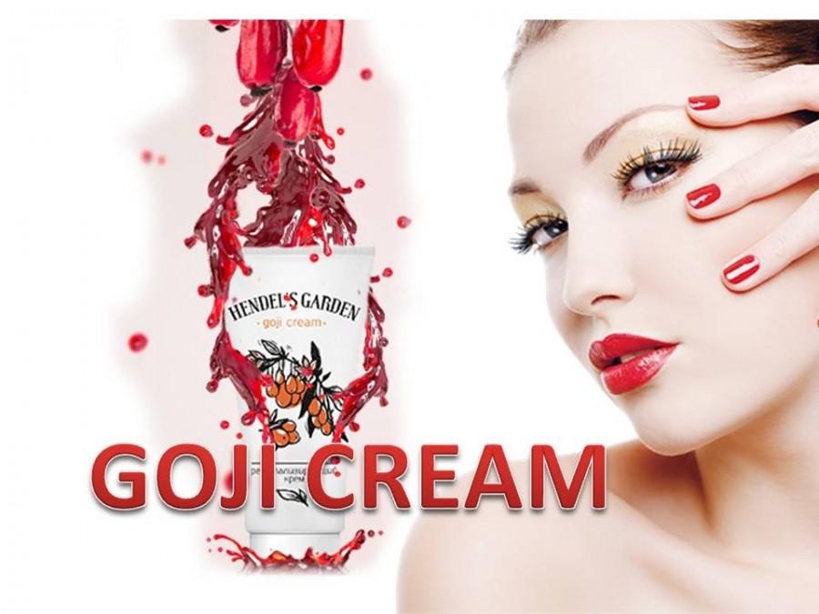 ผลการค้นหารูปภาพสำหรับ Hendel's Garden Goji cream