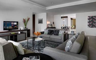 Klapsons The River Residences Bangkok,Three Bedroom (240 sqm.) at THB 180,000 net per month **Can move in May 2016**