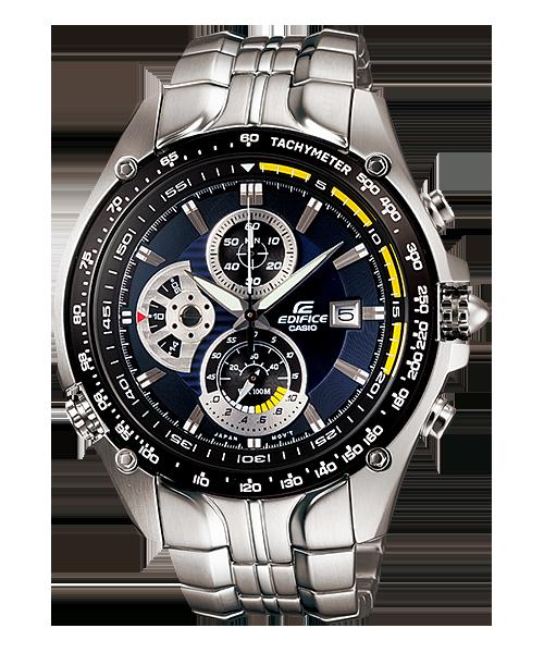 นาฬิกา คาสิโอ Casio Edifice Chronograph รุ่น EF-543D-2AVDF สินค้าใหม่ ของแท้ ราคาถูก พร้อมใบรับประกัน