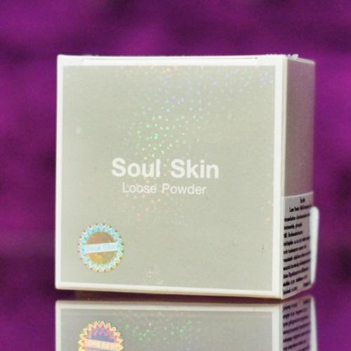 Soul Skin Loose Powder แป้งฝุ่นหน้าเงา ฉ่ำวาว