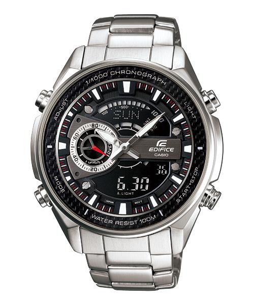 นาฬิกา คาสิโอ Casio Edifice Analog-Digital รุ่น EFA-133D-1AV สินค้าใหม่ ของแท้ ราคาถูก พร้อมใบรับประกัน