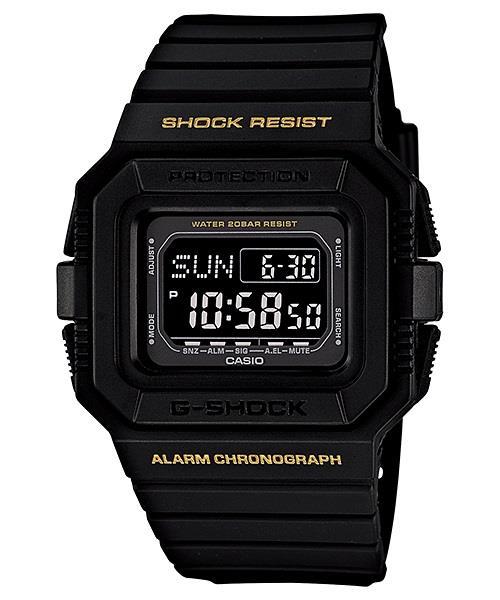 นาฬิกา คาสิโอ Casio G-Shock Limited Models รุ่น DW-D5500-1B สินค้าใหม่ ของแท้ ราคาถูก พร้อมใบรับประกัน