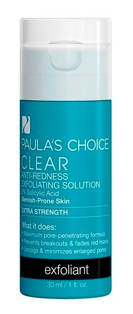 PAULA'S CHOICE :: DELUXE CLEAR Extra Strength Anti Redness Exfoliating Solution เนื้อน้ำ รักษา ลดการเกิดสิว สำหรับทุกสภาพผิว