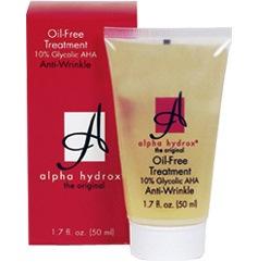 ลด 27 % ALPHA HYDROX :: Oil-Free Formula 10% Glycolic AHA ขาว ใส ปรับโทนสีผิว สำหรับผิวมัน