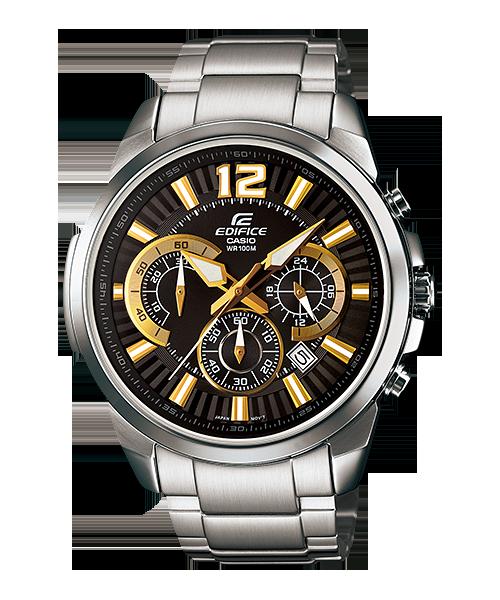 นาฬิกา คาสิโอ Casio Edifice Chronograph รุ่น EFR-535D-1A9V สินค้าใหม่ ของแท้ ราคาถูก พร้อมใบรับประกัน