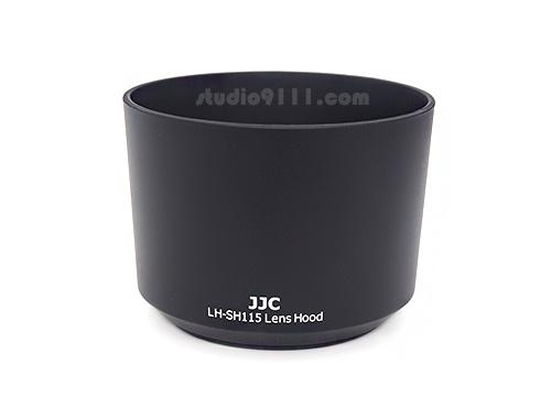 HOOD LH-SH115 สี Black ใช้สำหรับเลนส์ SONY E 55-210 mm f/4.5-6.3 OSS E-Mount Lens