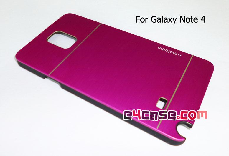 เคส Galaxy Note 4 (Samsung) - motomo เคสเนื้อแข็ง