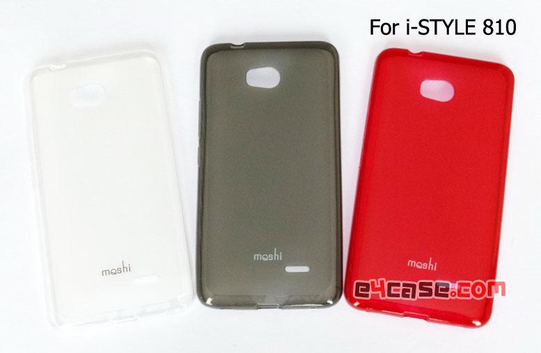 เคส i-STYLE 810 (i-mobile) - เคสยาง