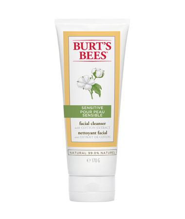 BURT'S BEES :: Burt's bee Sensitive Facial Cleanser เพื่อผิวหน้าที่สะอาด อ่อนโยน สำหรับผิวเเพ้ง่าย