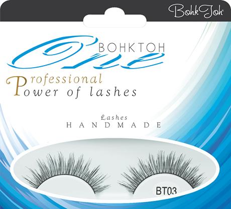 ขนตาปลอมบอกต่อ Bohktoh BT03 ใครใช้แล้วต้องบอกต่อ