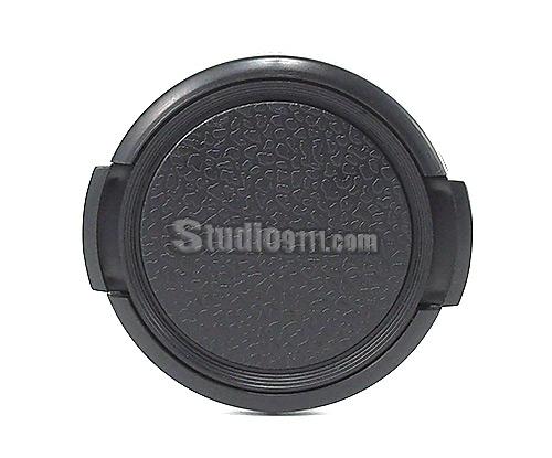 ฝาปิดเลนส์บีบข้าง Side-Pinch Lens Cap 43mm