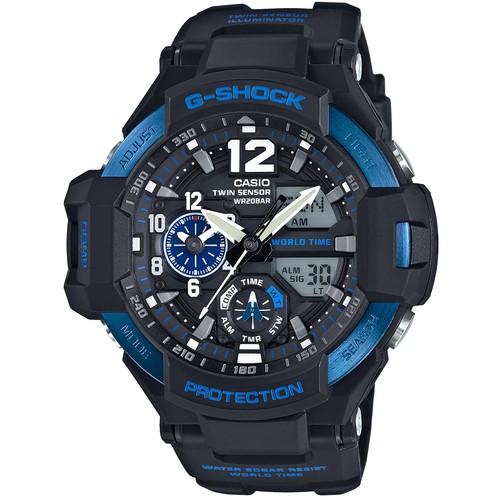 นาฬิกา คาสิโอ Casio G-Shock Gravitymaster รุ่น GA-1100-2B สินค้าใหม่ ของแท้ ราคาถูก พร้อมใบรับประกัน