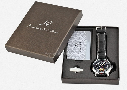 นาฬิกาข้อมือผู้ชายออโตเมติก KS068