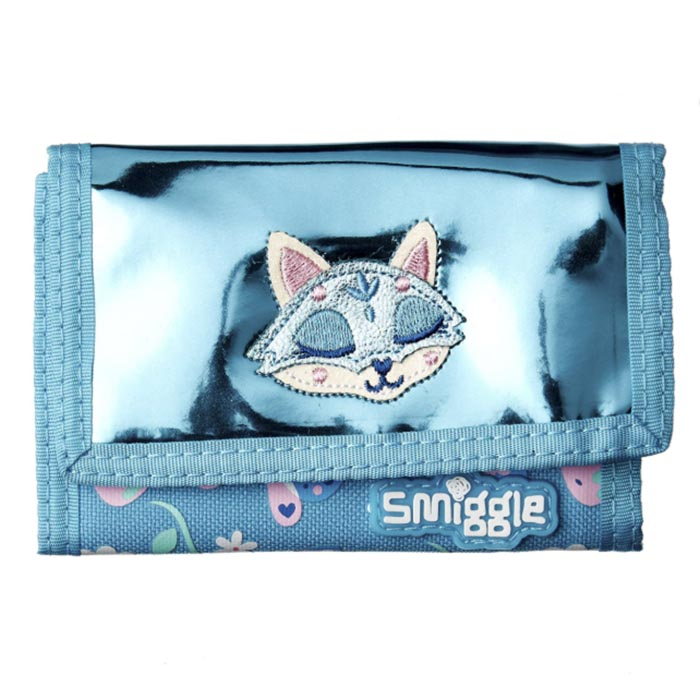SMW009 กระเป๋าสตางค์ smiggle Into The Woods Kids Wallets