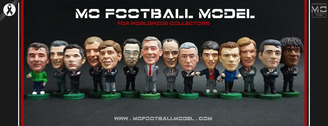 โมเดลนักฟุตบอล