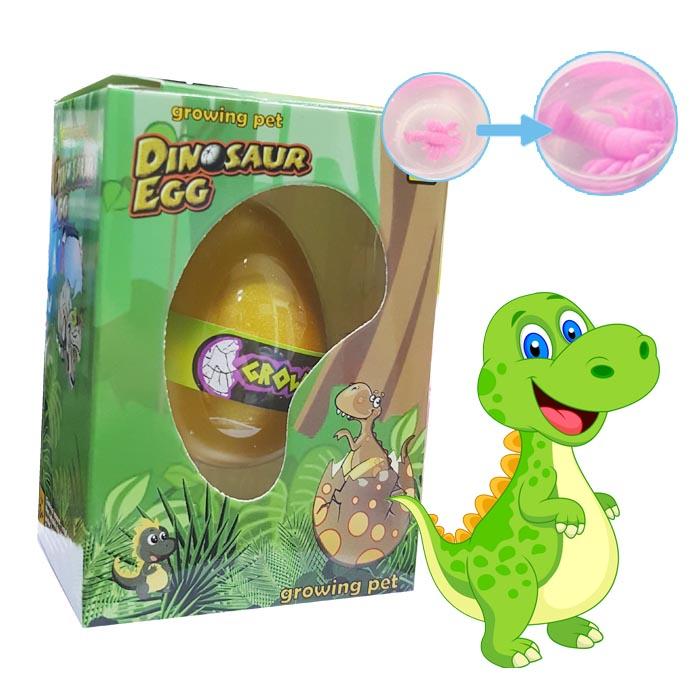 OR13 ไข่ ไดโนเสาร์ แช่น้ำ ลูกเลี้ยง ของเล่นวิทยาศาสตร์