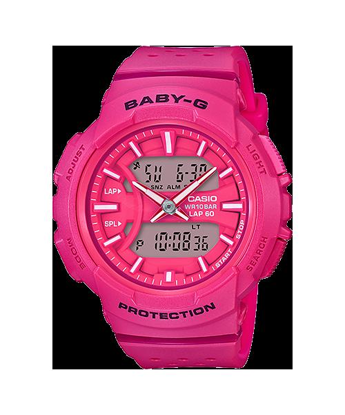 นาฬิกาข้อมือ CASIO BABY-G FOR RUNNING SERIES รุ่น BGA-240-4A