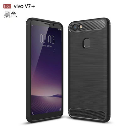 (พรีออเดอร์) เคส Vivo/V7 Plus-Bumper case ลายเคฟล่า