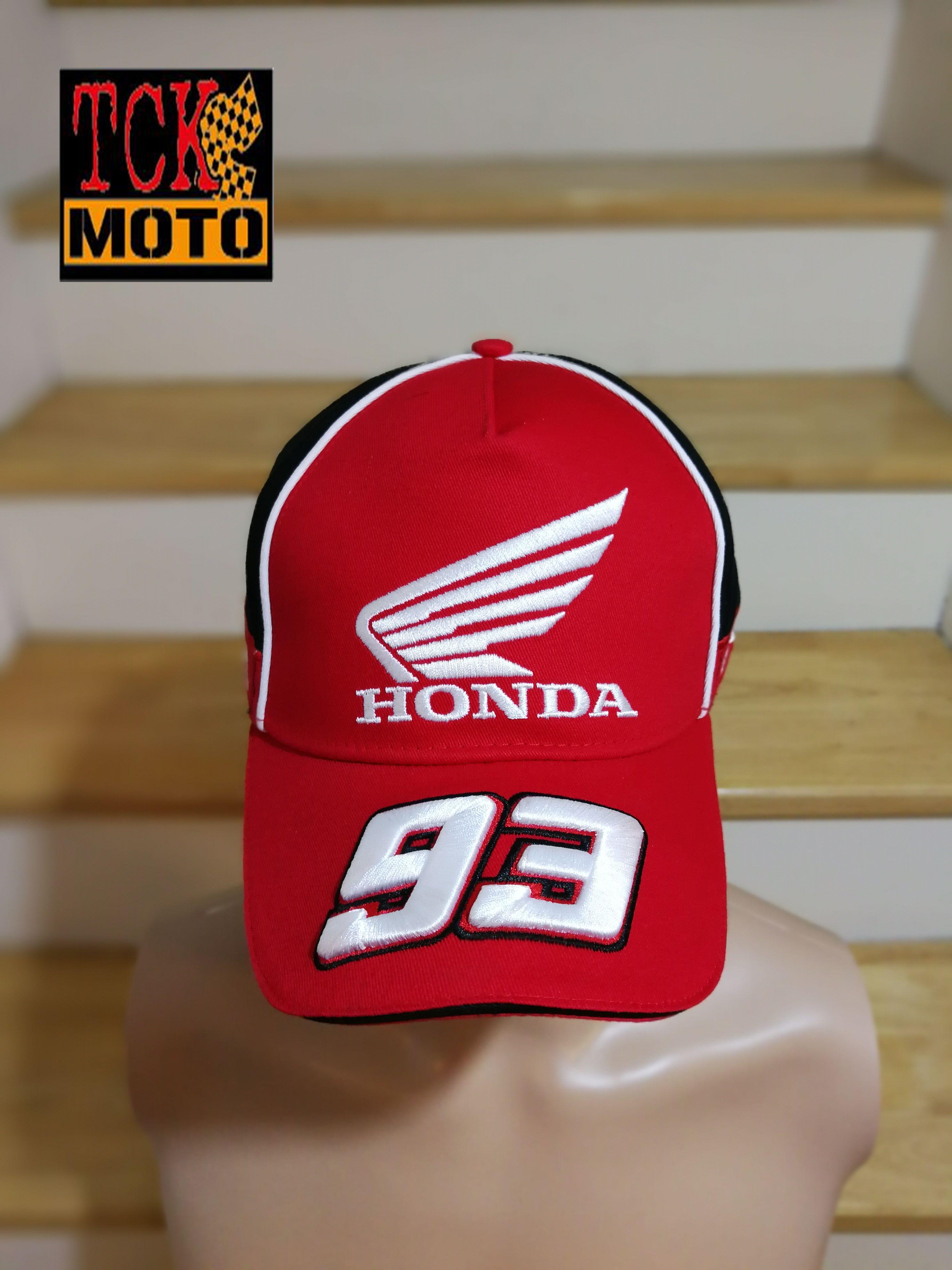 หมวก MotoGp Honda93 red #1