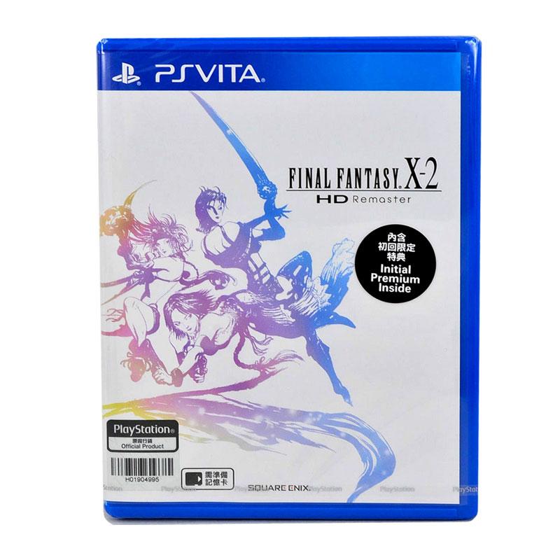 PS Vita™ Final Fantasy X-2 HD Remaster (Z3)