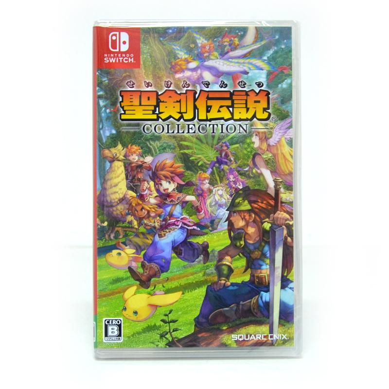 Nintendo Switch™ Seiken Densetsu Collection Zone JP / Japanese