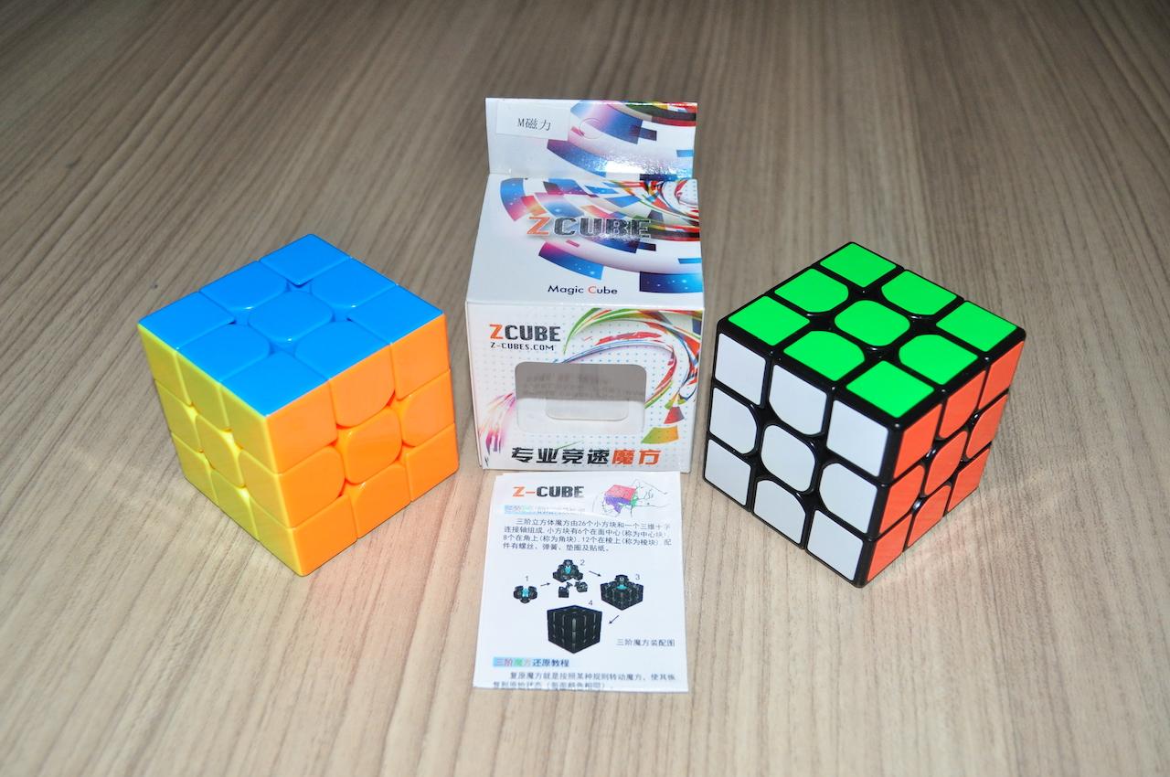Z-Cube 3x3x3 Magnetic มีแม่เหล็ก