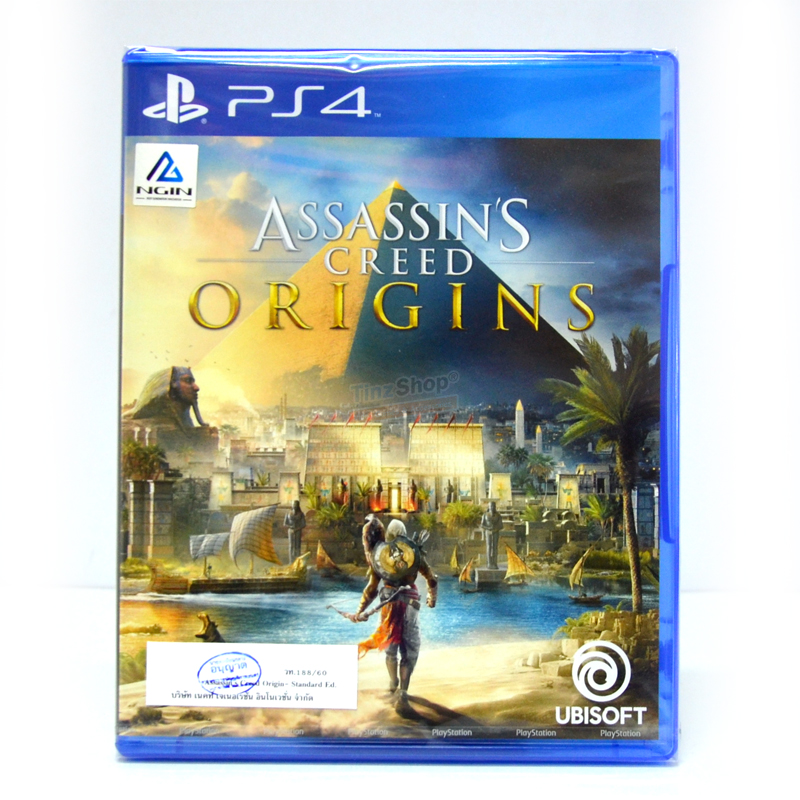 PS4™ Assassin's Creed Origins Zone 3 Asia, English