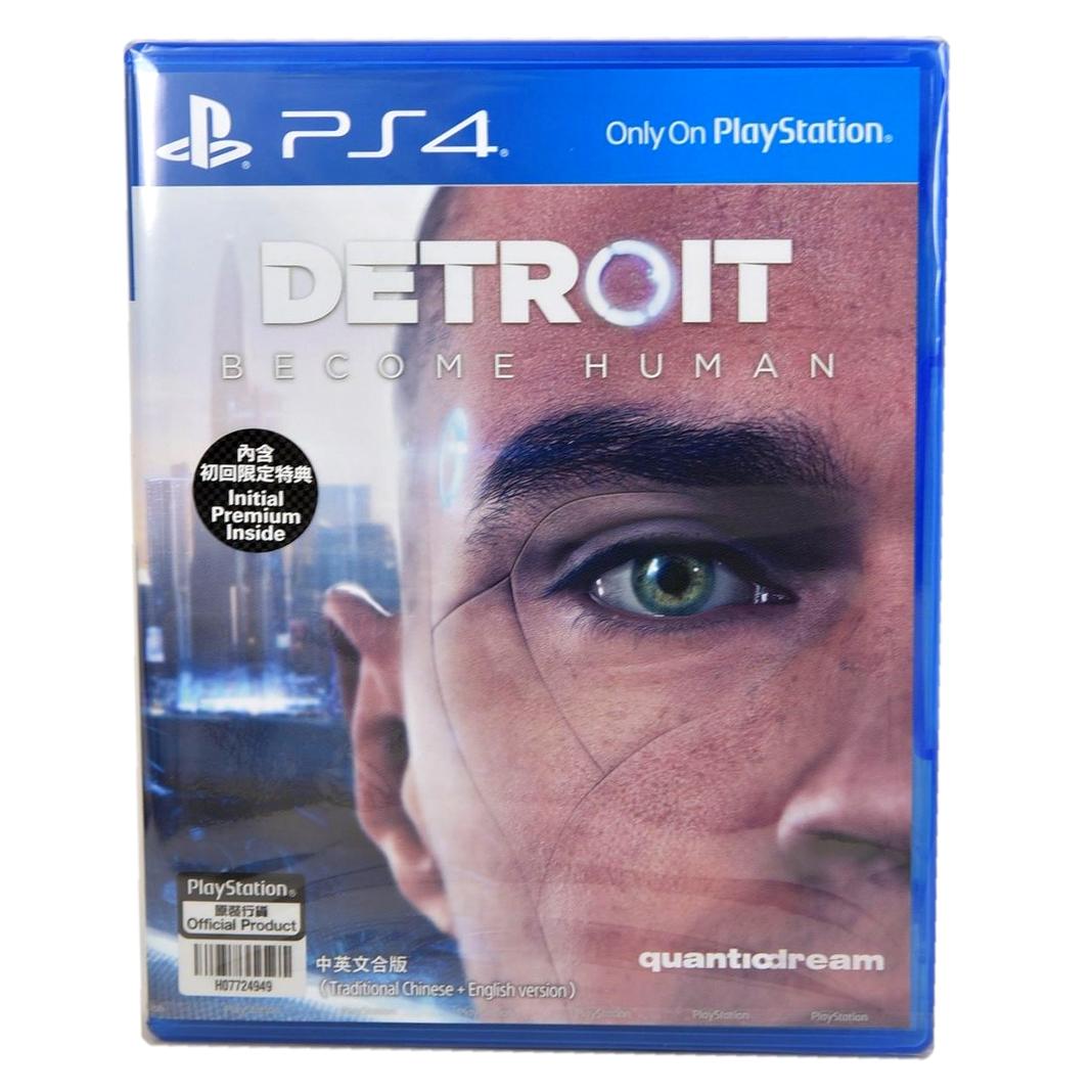 PS4 Detroit: Become Human Zone Asia / English / PCAS-05060 ราคา 1890.- ส่งฟรี EMS