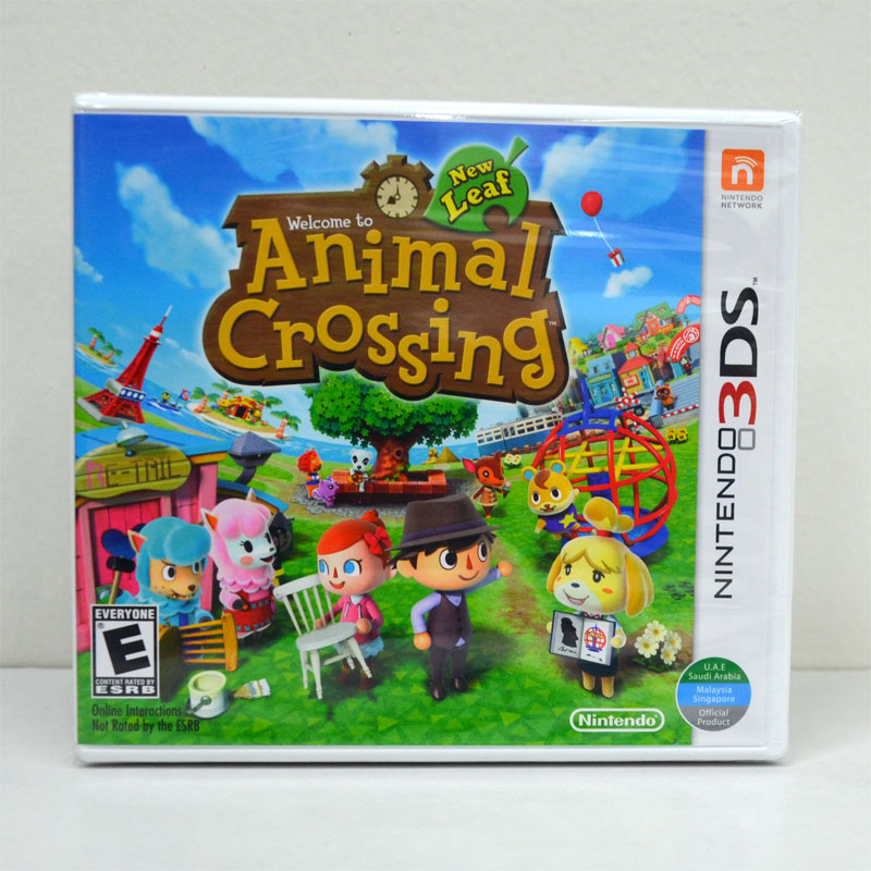 3DS (US) Animal Crossing