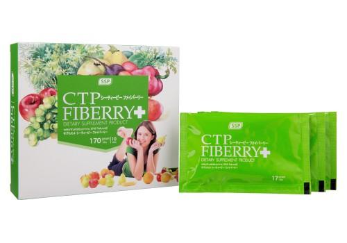 ซีพีที ไฟเบอร์รี่ CTP Fiberry