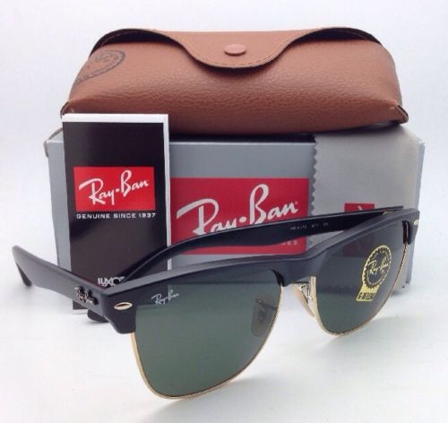 Ray Ban RB4175 877 Clubmaster Oversized