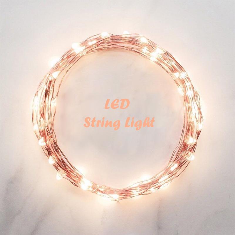 ไฟตกแต่ง String Light แบบ Starry