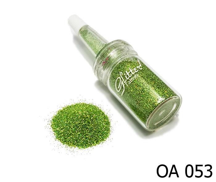 สี เขียวประกายเลเซอร์