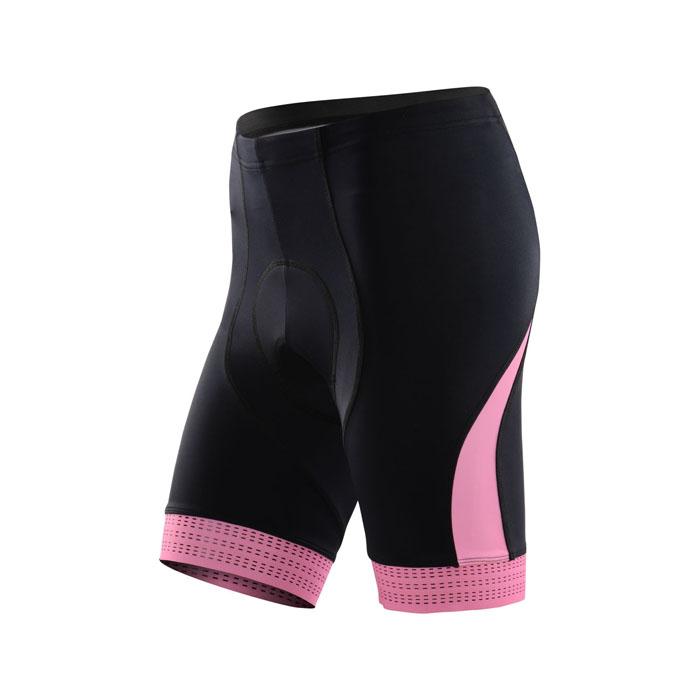 กางเกงปั่นจักรยานผู้หญิงขาสั้น ชมพู Monton Pro Mysitc Mind Pink Women Shorts : 114121028