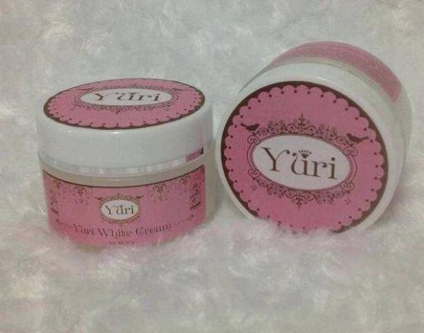 โสม Yuri White Cream (โสมยูริครีม) โสมทาผิวกายขาว