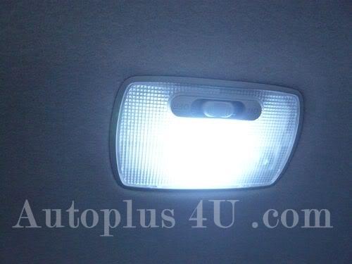 ไฟในเก๋ง LED Ford focus 2014