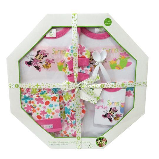 ชุดของขวัญเด็กแรกเกิด รุ่น Disneybaby Micky Minnie Mouse