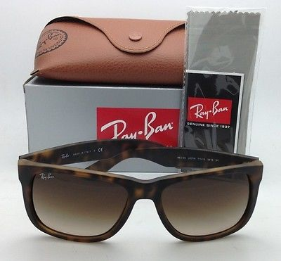 Ray-Ban RB4165 710/13 Justin Havana Brown Gradient