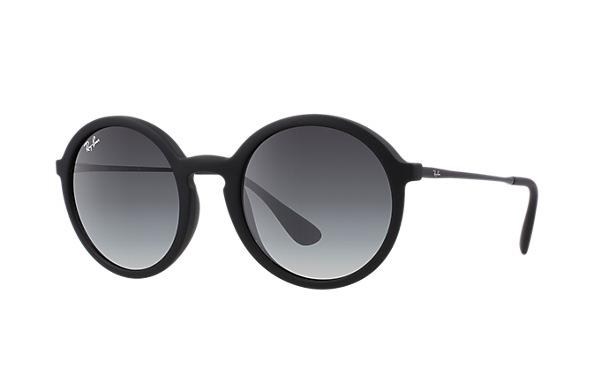 Ray-Ban RB4222 ฺBlack Grey gradient Nylon fiber