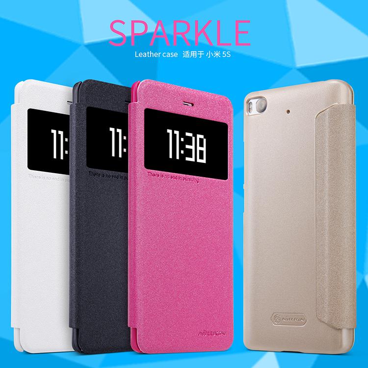 เคส Xiaomi Mi5s - Nillkin Sparkle Leather Case