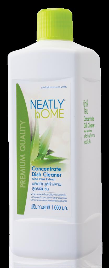Concentrate Dish Cleaner ผลิตภัณฑ์ล้างจานสูตรเข้มข้น อ่อนโยนต่อผิว