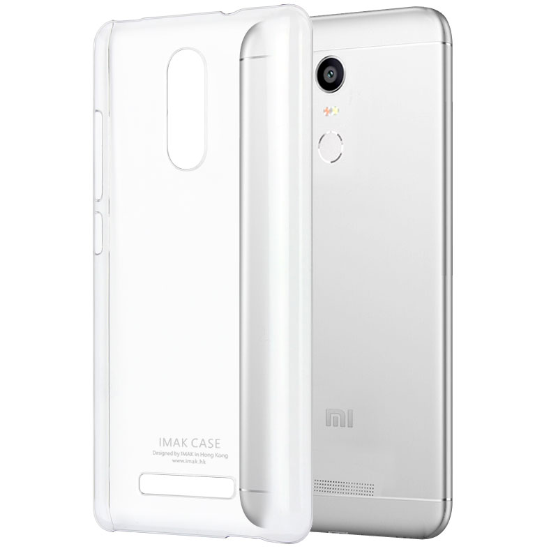 เคส Xiaomi Redmi Note 3 IMAK Crystal Clear Case Nano Crystal