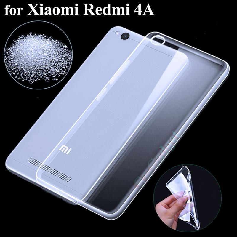 เคส Xiaomi Redmi 4A DFIFAN TPU แบบนิ่ม สีใส