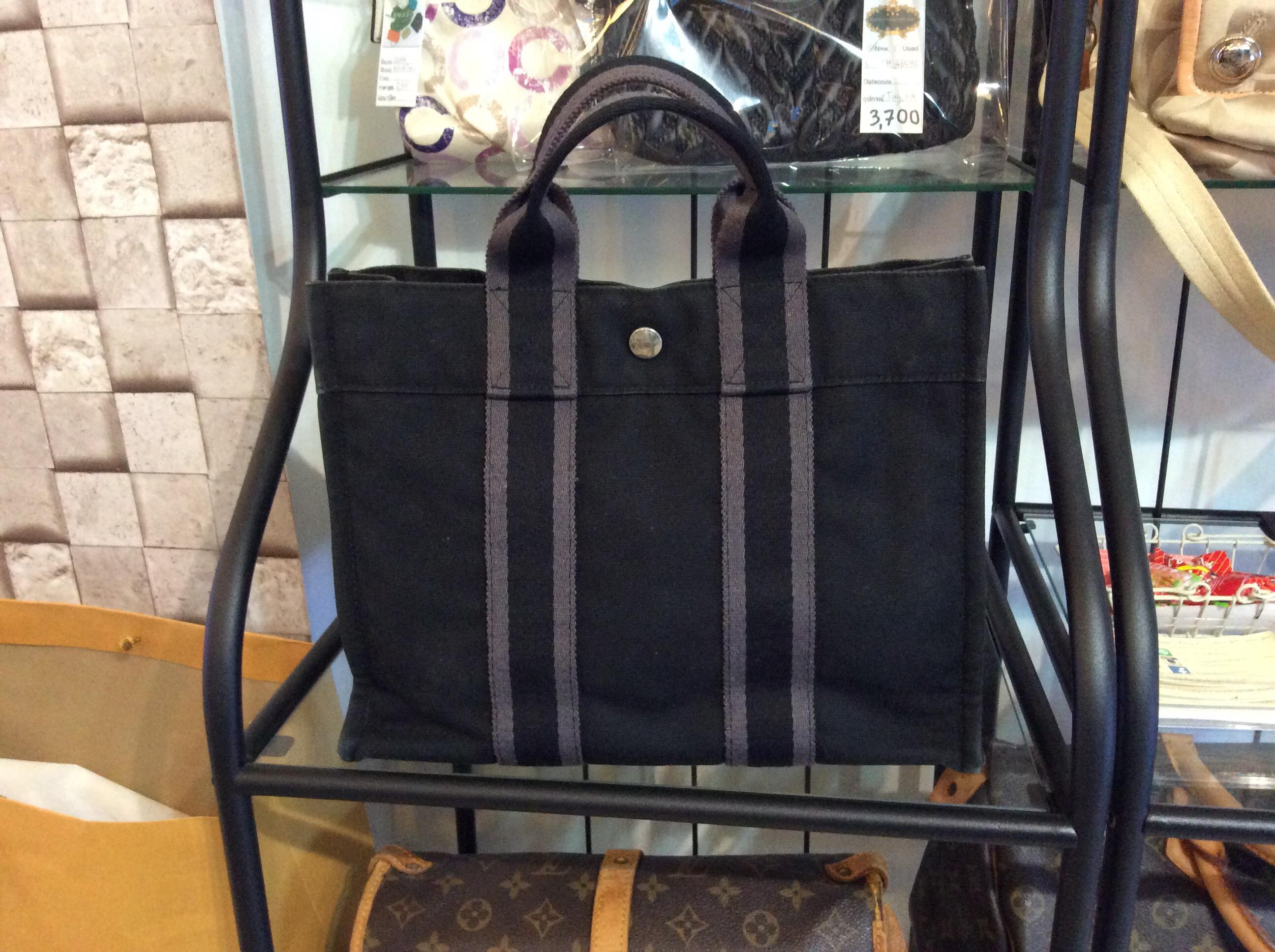 (SOLDOUT)Hermes mini tote shopping bag